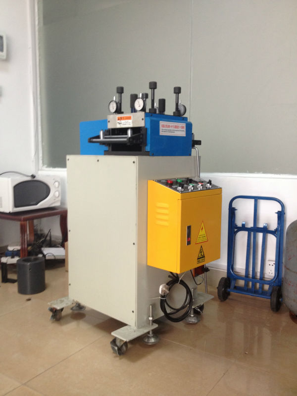 2014 The Hottest and Newest Auto NC Coil Leveller with CE and In Stock, Model :TL