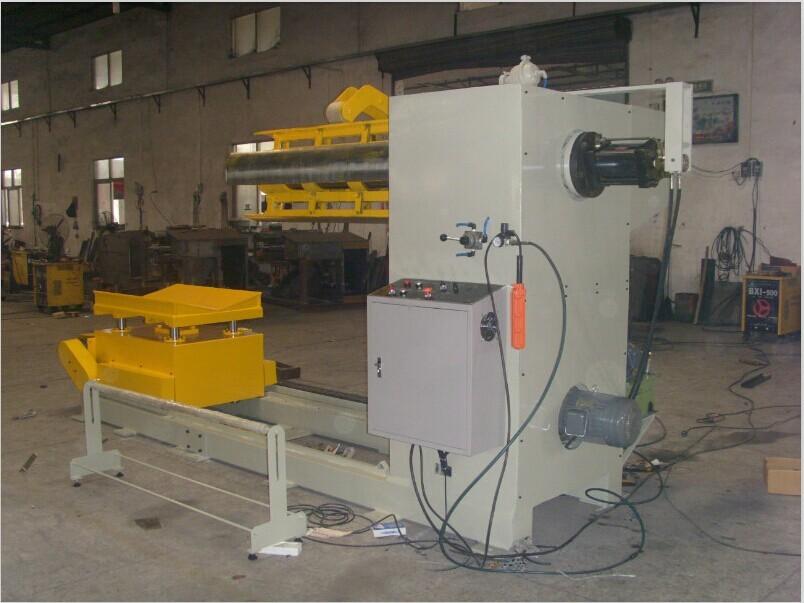 2014 CE 최신 표준 및 가공 사용 decoilers