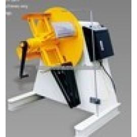 高品質鋼decoiler機メーカー中国mtシリーズ