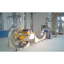 자동 금속 스탬핑 라인 자동 피더 기계, 모델: rnc-b