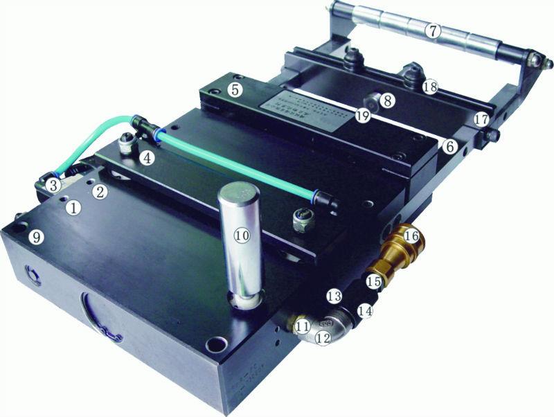 最もホットな安く2014年ce規格空気圧フィーダープレス用、 モデル: af