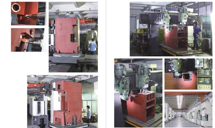 2014 più caldo automatico ad alta velocità di stampaggio macchina per metallo