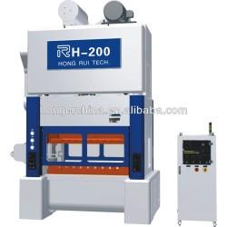 200t H 프레임 기계 고속 프레스 기계