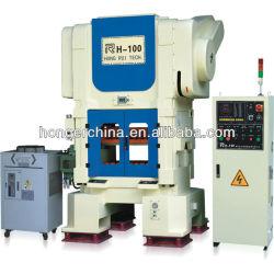 100t H 프레임 기계 고속 프레스 기계