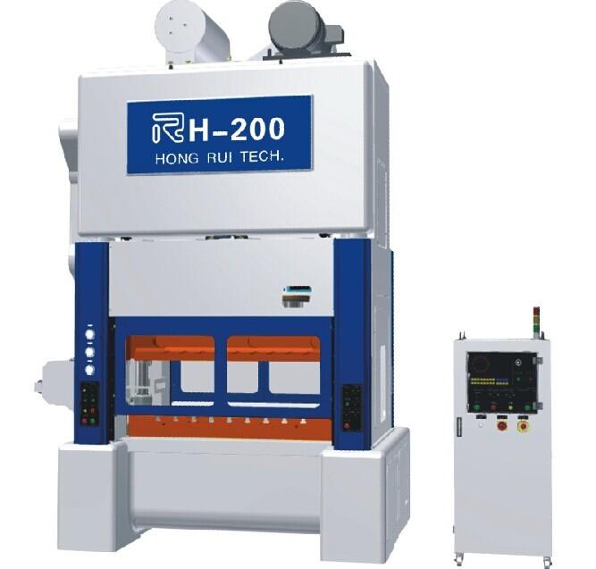 전자 펀칭 프레스 기계, 모델: H-200/ rh-200