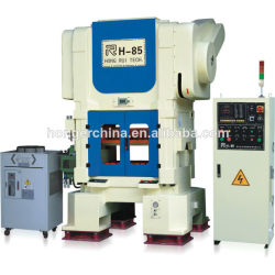미니 CNC 고정밀 유압 펀칭 프레스 기계 금속 가공 기계