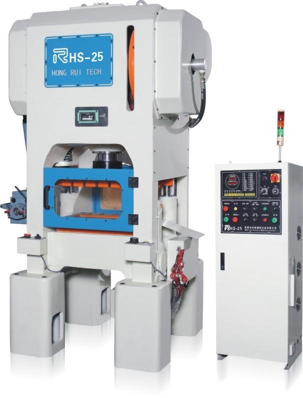 중국 공장 CNC 고정밀 유압 시트 금속 펀칭 기계