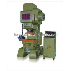ディープスロート金属板用のパンチングマシン