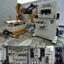 Rodillo De Metal Nivelación De La Máquina