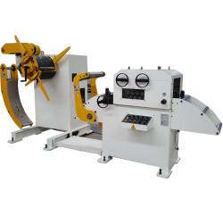 Máquina De Allanamiento De Bobina Con Desenrollador