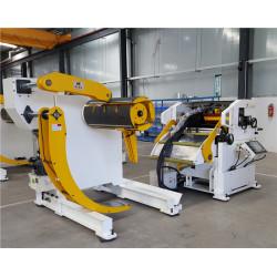 Alta Velocidade CNC Uncoiler 3 Em 1