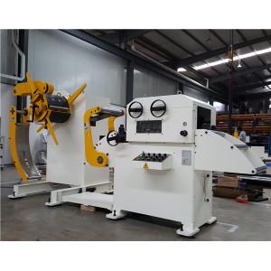 Bobina De Aço De Corte CNC A Máquina Do Comprimento