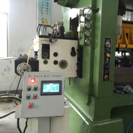 Aço Inoxidável CNC Mecânico Uncoiler
