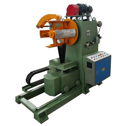 Heavy Uncoiler Machine)