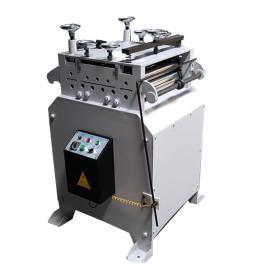 Máquina De Alisamento De Bobina Automática