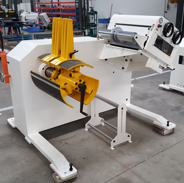 آلة الفلطحة والتقويم المدمجة، طراز GL)