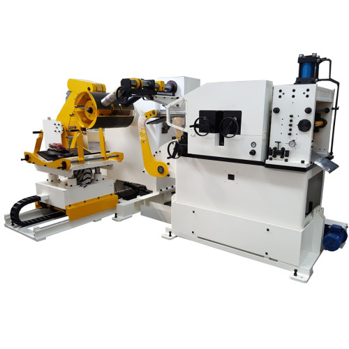 آلة تلقيم مؤازر للفائف الصلبة (3 آلات مدمجة في آلة واحدة)