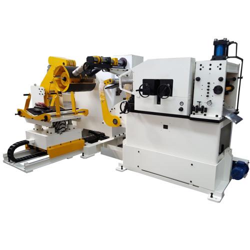معدات تلقيم كبس (3 آلات مدمجة في آلة واحدة)