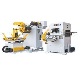 فلطحة وتقويم وتلقيم مؤازر سيرفو NC (3 آلات مدمجة في آلة واحدة)