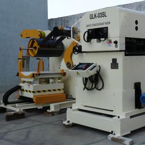آلة تلقيم مؤازر سيرفو (3 آلات مدمجة في آلة واحدة)