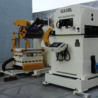 آلة تقويم مؤزر للفائف (3 آلات مدمجة في آلة واحدة) NC