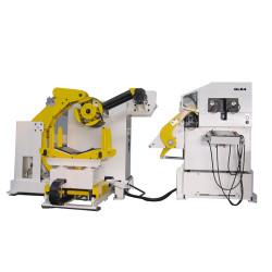 تلقيم وتقويم وفلطحة (3 آلات مدمجة في آلة واحدة)