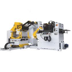 آلة تقويم وتلقيم وفلطحة مؤزرة سيرفو (3 آلات مدمجة في آلة واحدة)