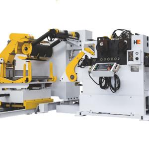 آلات تقويم وتلقيم (3 آلات مدمجة في آلة واحدة)