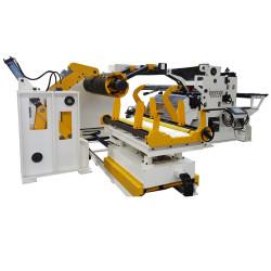 آلة تقويم مؤزر (3 آلات مدمجة في آلة واحدة) NC