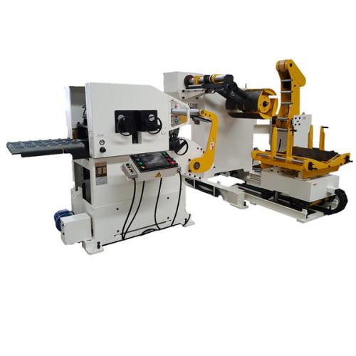 آلة تلقيم سيرفو NC (3 آلات مدمجة في آلة واحدة)