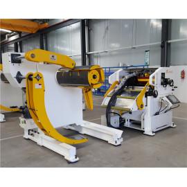 Machine de production des tôles de cuivre