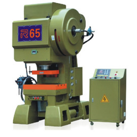 Presse plieuse à vendre for eyelet button electrical contract parts stamping