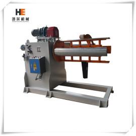 เครื่องดิคอยล์เลอร์หนัก for sheet metal press feeding line