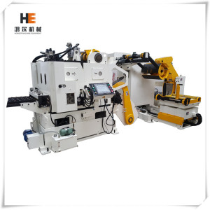 De Alta Qualidade Uncoiler Leveler E Máquina Alimentador Para Bobina De Aço