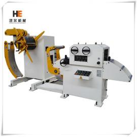 Uncoiler E Sraightener 2 In1 Com CE Máquina Em Estoque