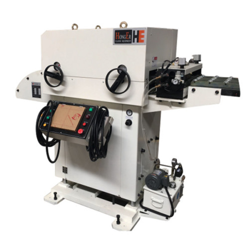 GLK2-1000 Decoiler Straighter Feeder (0.3-3.2mm)