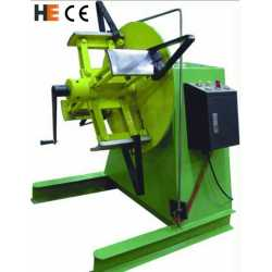 [MT-600] Decoiler Coil Handling Systems For Press Room Automation