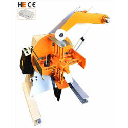 [MT-700] Uncoiler machine with high quality uncoiler mandrel for coil handling process