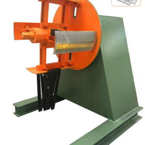 [MT-500] Decoiler for Sale in Factory Price with High Quality Uncoiler Mandrel