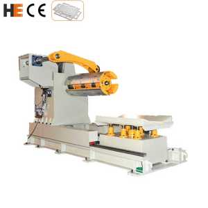 [MT-1100F] Hydraulic Uncoiler machine for Sheet Metal Stamping Parts Production