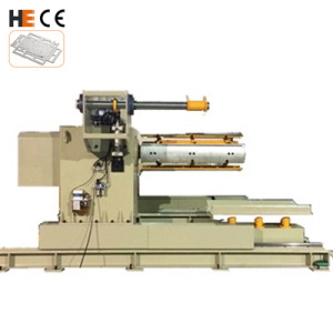 [MT-1200F] Heavy duty hydraulic uncoiler machine for metal shells stamping process