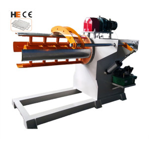 [MT-1300F] Customized heavy duty decoiler machine hydraulic expanion for forming line