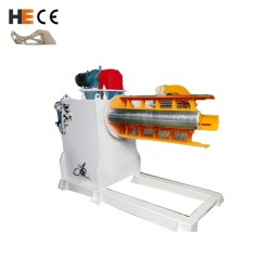 [MT-1000F] Hydraulic Decoiler Coil Handling Systems For Press Room Automation