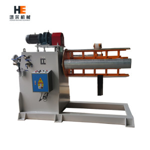 [MT-700F] Hydraulic Decoiler for Press Feed Sheet Metal Coi Handling
