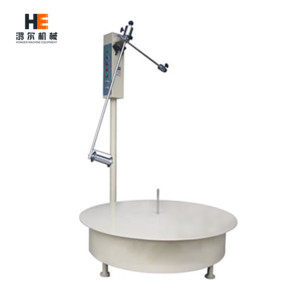 [FU-500] Pallet Decoiler for metal buttons punching line