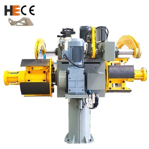 [DBMT-300] Double Ended Decoiler Machine for Motor Core Stamping Stator Rotor Laminating
