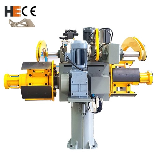 [DBMT-300] Double Ended Decoiler Machine for Motor Core Stamping