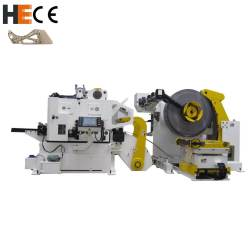 GLK5-800 Decoiler And Coil Feeder Machine For Automation Feeding System (0.8-9.0mm)