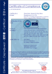 开卷机,金属矫正机,冲床的CE认证