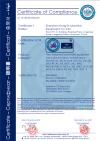 Decoiler, Sac Düzleştirici, Pres Besleyici için CE Belgesi